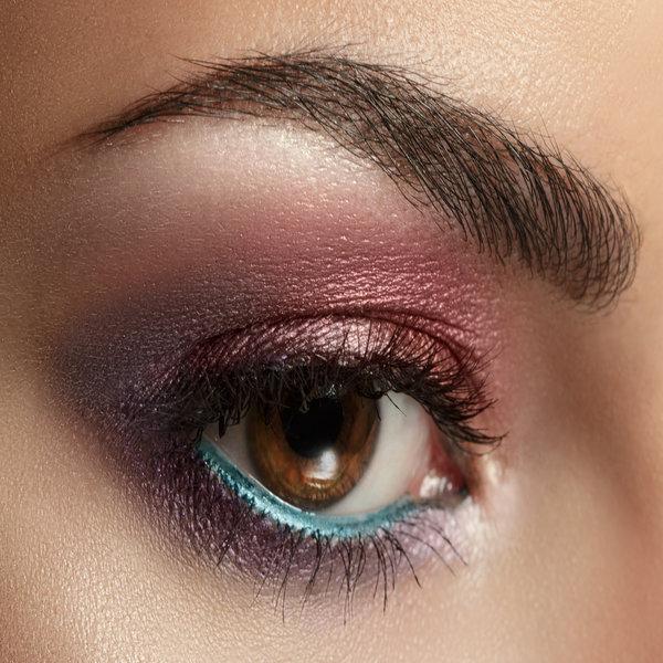 Šest nasvetov za ličenje rjavih oči