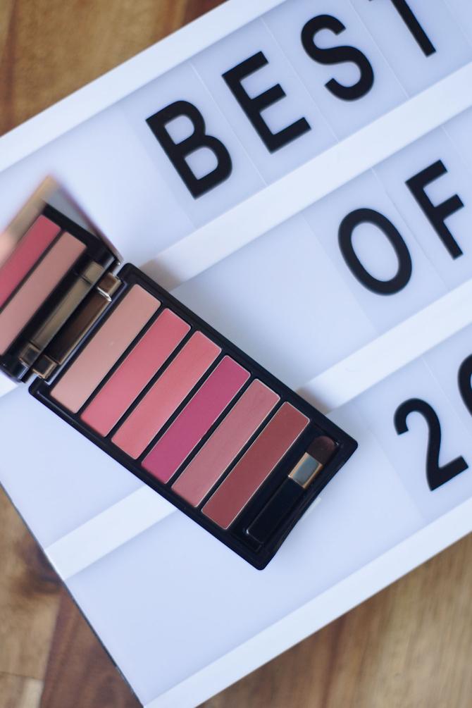 L'Oreal Paris Color Riche la Palette Lips