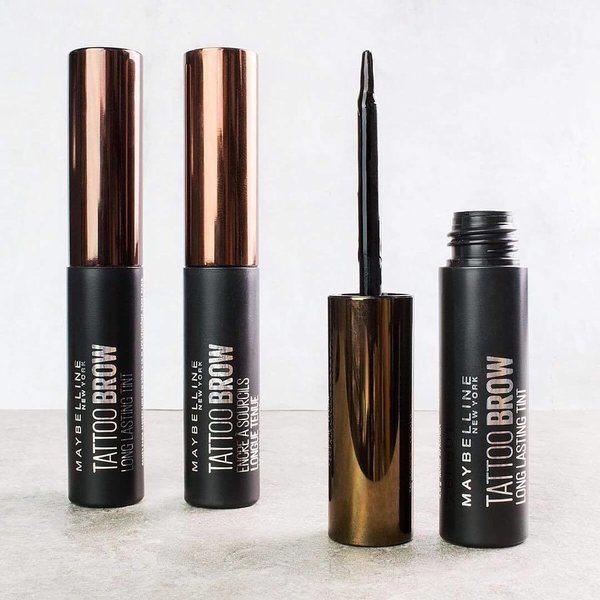 Maybelline Brow Tattoo tint gel