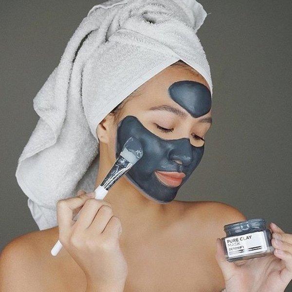 Najboljši trik za glinene maske za obraz!