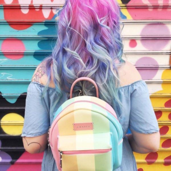Hair make-up – barva za lase za hrabre