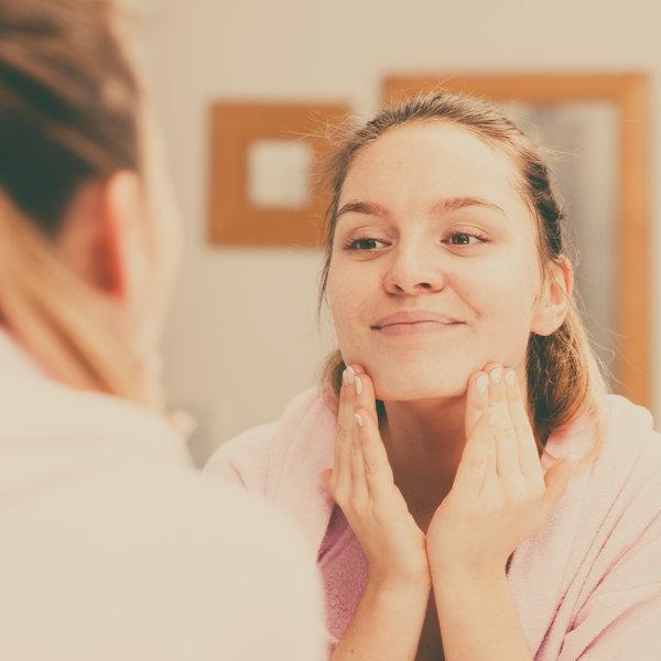 Naredi sama Globinsko ciscenje obraza