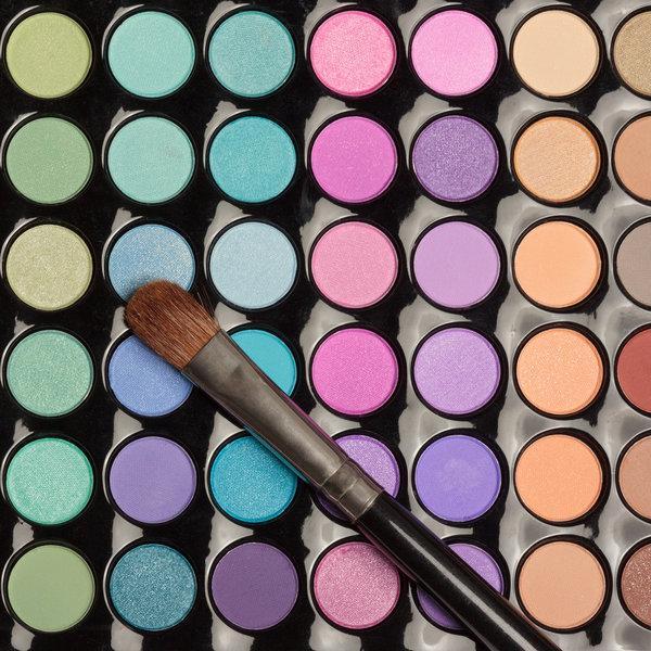 Paleta senčil za oči za celoten »make up«
