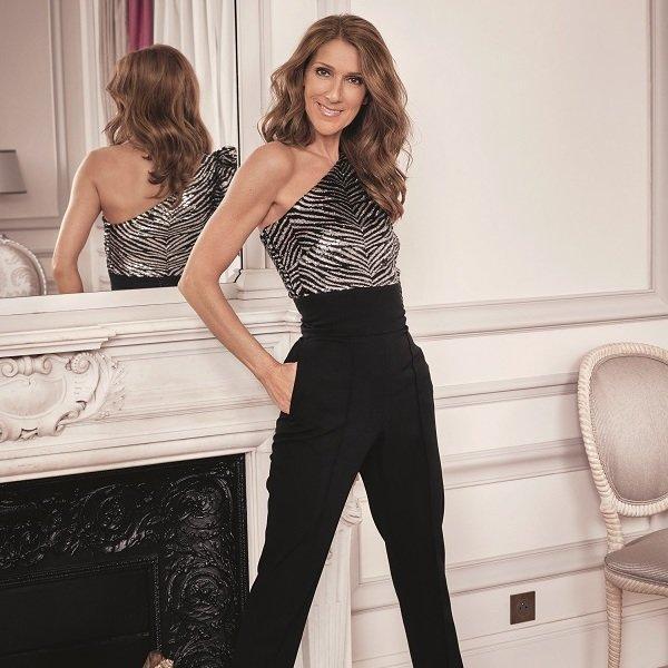 Celine Dion v 51. letu postala zaščitni obraz ene od največjih lepotnih znamk