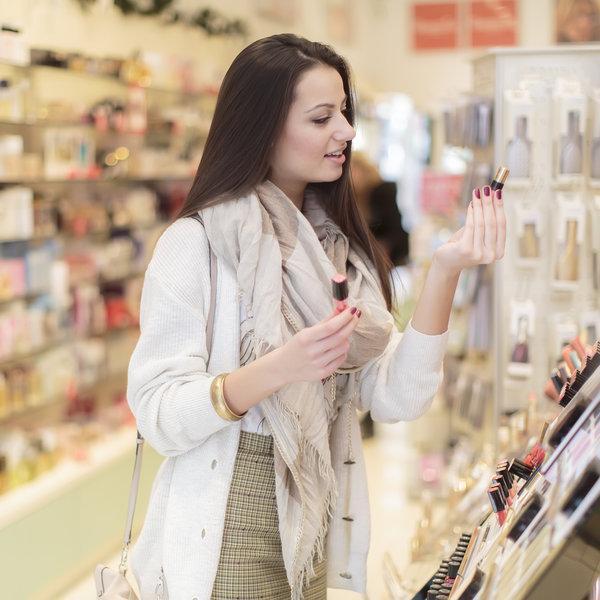 Make up izdelki za vsak žep