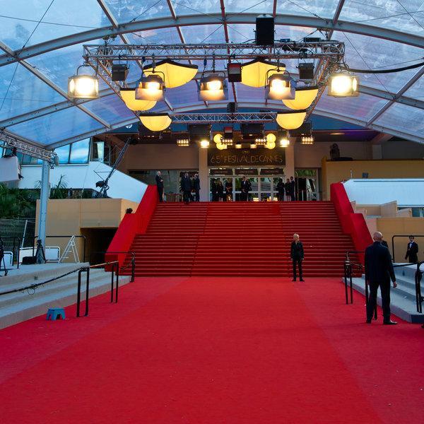 Festival v Cannesu Rdeče stopnice skozi zgodovino 3