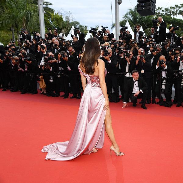 Ekskluzivno: Našminkaj se kot največje zvezde Cannes film festivala