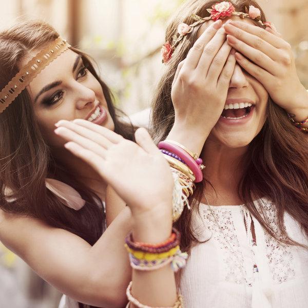 Svetovni dan prijateljstva: Kako razveseliti najboljšo prijateljico