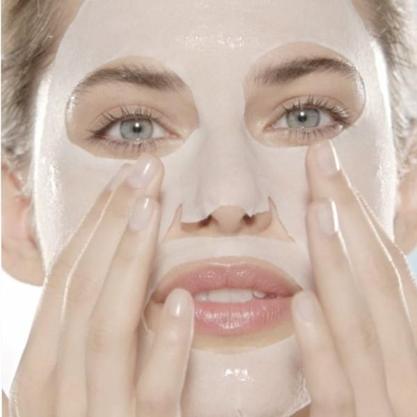 Tissue maske: Način hidriranja kože obraza, ki ga moraš preizkusiti