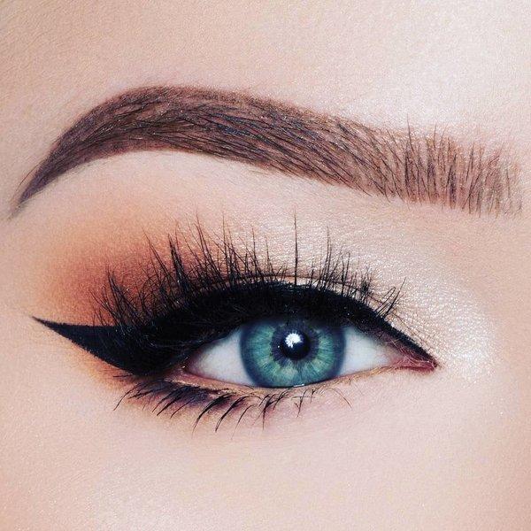 Barva oči določa tvoje ličenje