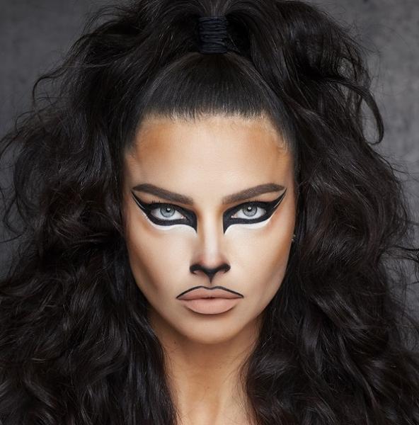 Nauči se ustvariti originalne maske za noč čarovnic