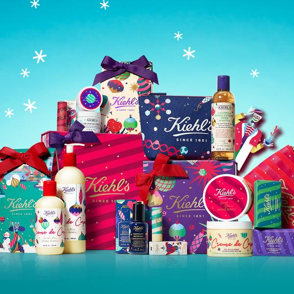 Top 5 Kiehl's izdelkov za božično darilo