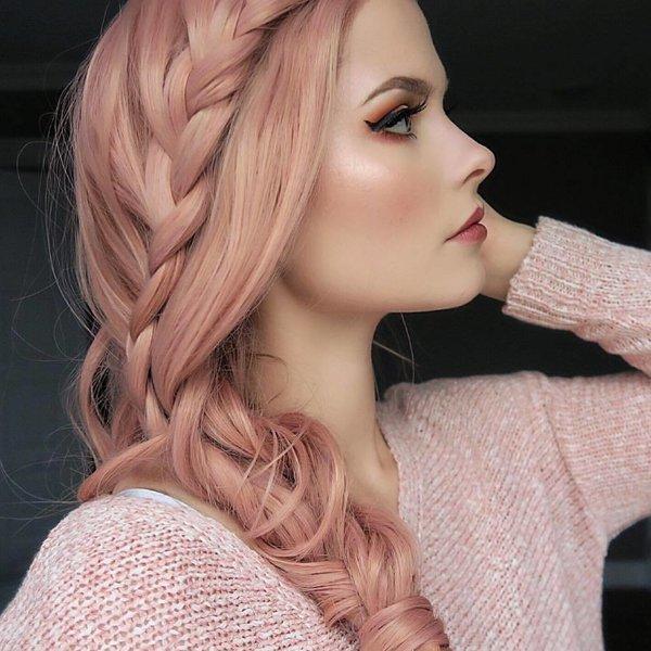 Hair make-up – barva za lase za hrabre - 2. Del
