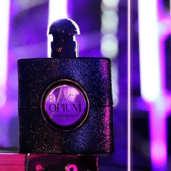 YSL Black Opium: dišava za sodobne ženske
