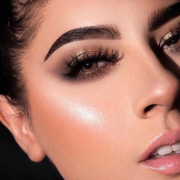 Nauči se naličiti kot profesionalec ličenja: ličenje oči