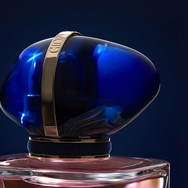 Armani My Way: Vizija ženstvenosti v steklenički parfuma