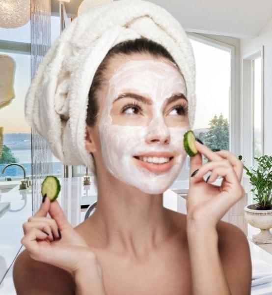 Kako hidrirati kožo obraza, korak za korakom